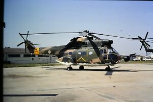 3-566-Aerospatiale-SA-330-Puma-Portuguese-Air-Force-9503-Kodachrome-SLIDE