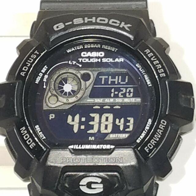 Montre G Shock GWM500A de Casio pour hommes