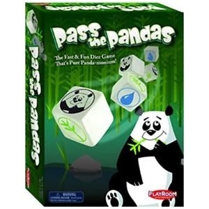 Playroom Entertainment: Pass The Pandas Game - Pure Panda-monium, Free Shipping