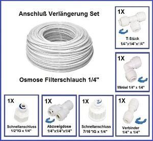 Wasseranschluss Set Fur Side By Side Kuhlschrank Filter Wasserfilter