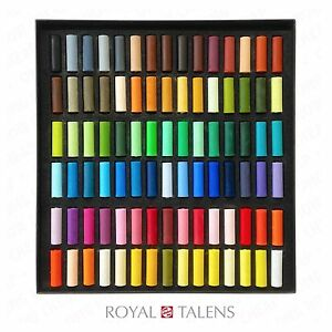 Royal-Talens-Rembrandt-Soft-Pastels-Gift-Set-Extra-Fine-Beautiful-Set-of-90
