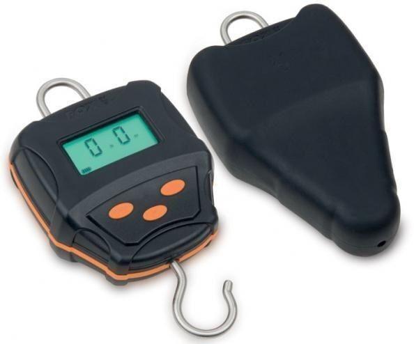 Brand New Fox 60kg 132lb Digital Scales including Case   -   CEI155