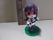 """#A106  Evangelion Anime 3""""in Cutie Mari Illustrious Red Glasses Playing Guitar"""