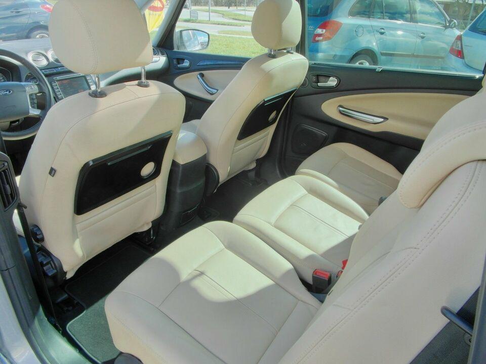 Ford Galaxy 2,0 TDCi 163 Ghia aut. 7prs Diesel aut. modelår