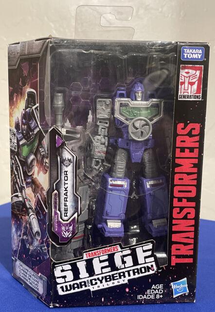 2018 Transformers Siege War for Cybertron Deluxe Class WFC-S36 REFRAKTOR Hasbro