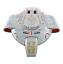 EAGLEMOSS-STAR-TREK-USS-Defiant-NX-74205-XL-MEGA-RARE thumbnail 1