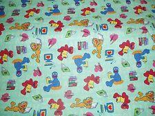 Elmo Zoey Grover Sesame Street baby toddler sheet set Books