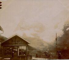 Suisse 1898 - L'Eiger vu de la Wengernalp - 125