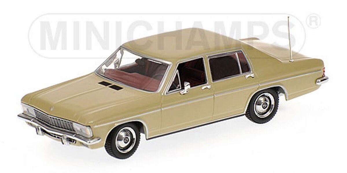 Minichamps 1 43  430046064 Opel Admiral (1969), Beige