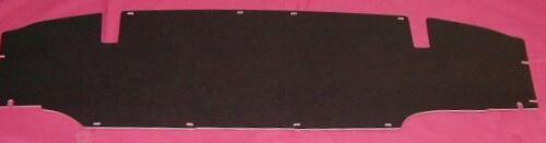 1956-1960 CORVETTE TRUNK DIVIDER BOARD 3 COLORS