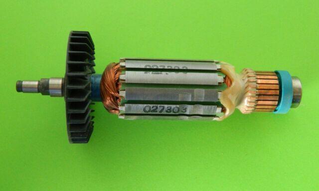 MAKITA - Armature for 9523NB grinder - p/n 517303-0