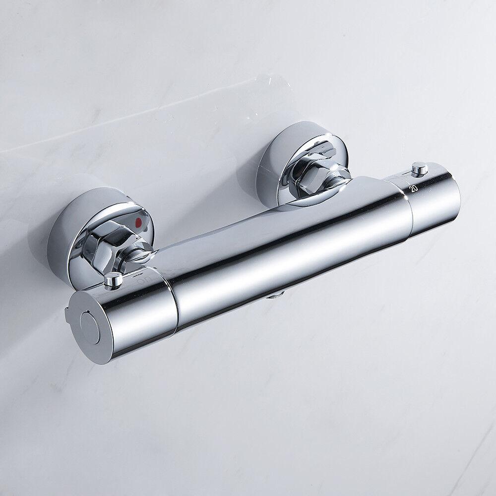 Brausethermostat Duscharmatur Bad Thermostat Dusche Mischbatterie Messing | Economy  | Überlegene Qualität  | Reparieren  | Lebhaft und liebenswert