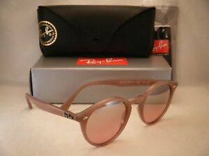 ad097fec859 Ray Ban 2180 Pink w Pink Silver Mirror Lens Sunglasses (RB2180 ...