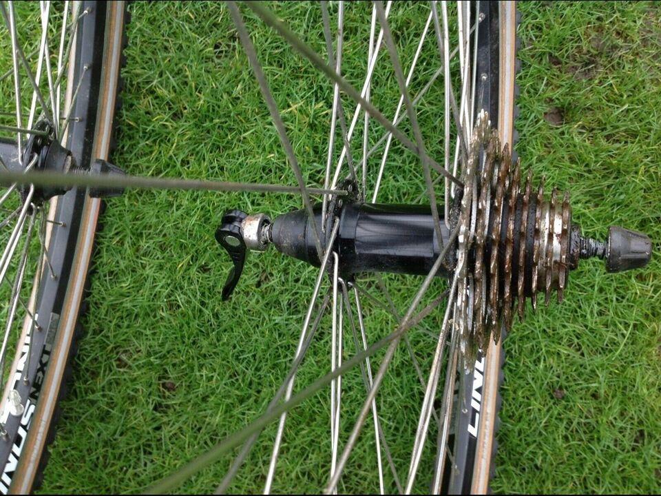 Hjul, Cykelhjul
