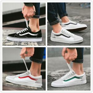 HOT-New-Men-039-s-Canvas-Casual-shoes-Sports-shoes-Loafers-Trainers-Sneakers-shoes