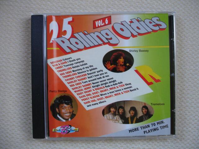 CD Rolling Oldies VOL. 6 1995