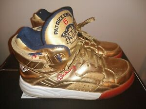 Patrick Ewing Gold Medal Olympic Shoes
