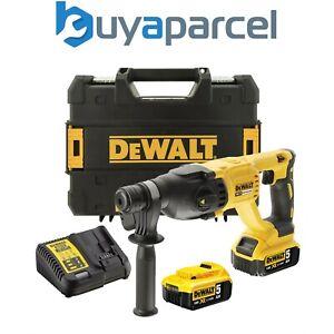 DeWalt DCD996N 18 V Brushless Combi Marteau avec 1 x 5.0Ah Chargeur de Batterie /& TSTAK