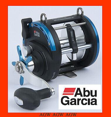 ABU Garcia ALPHAMAR 50 1211116 Multirolle TOP Qualität neu OVP von AngelnNr1