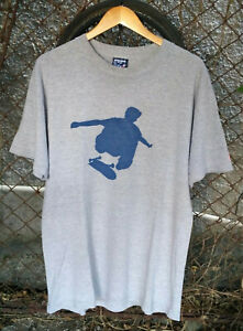 Vintage 90s Fuct Skateboard T-Shirt Size Large,Hook Ups,Powell Peralta