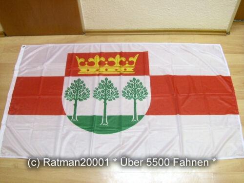 90 x 150 cm Fahnen Flagge Kronshagen Digitaldruck