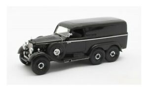 41302-082-MATRIX-SCALE-MODELS-MERCEDES-BENZ-g4-Cassetta-carrello-BLACK-1939-1-43
