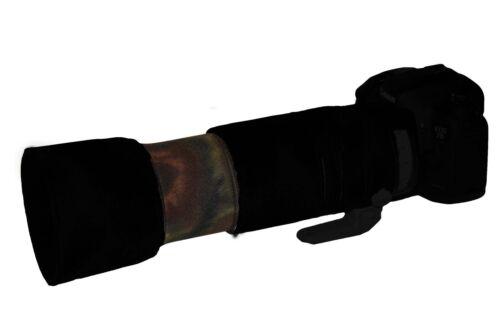 Zoom Abdeckung Infill Moos Neopren Abdeckung für Sigma 150 600 Moderne