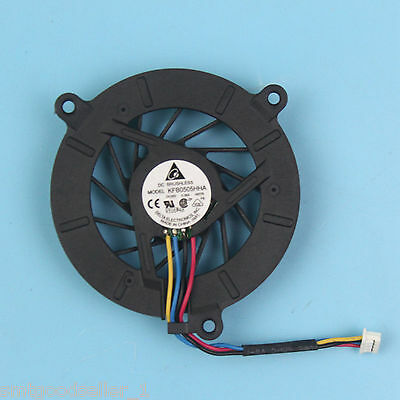 For ASUS F3 F3J Series Laptop CPU Cooling Fan 4-Pin Free shipping