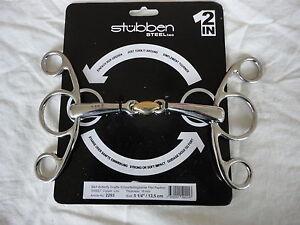 Stubben-2293-Butterfly-2-in-1-Gag-or-Elevator-Bit-5-1-2-034-BNWT