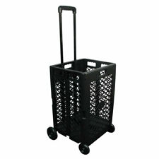 Olympia Tools 85 404 Pack N Roll 55 Pound Capacity Portable Utility Rolling Cart