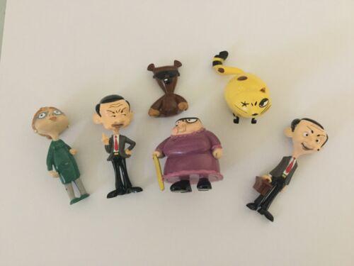 Mrs Wicket Irma Mr Bean Figuras Colección Juego Scapper Osito