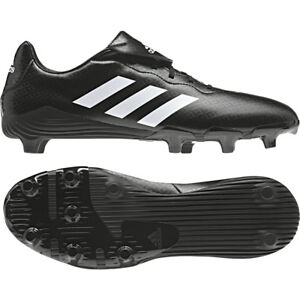 e2c303d5b16e9e adidas Rumble SG Black White AC7751 Rugby Boots Size UK 6 7 8 9 10 ...