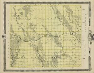 1875 State of Iowa: CHICKASAW County; Lawler & New Hampton