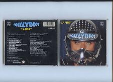 Johnny Hallyday La Peur West Germany Philips Blue Arrow 1983 1st Press