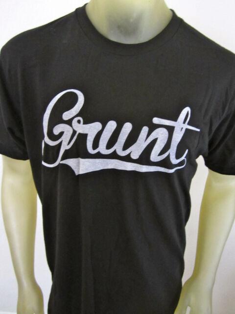 Grunt Company OG tee black shirt men's USMC ARMY military war Premium Fit