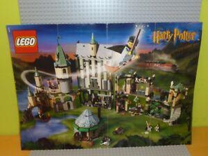 LEGO-Poster-Harry-Potter-4163043-Sorcerer-039-s-Stone-Zauberer-Hogwarts-B85