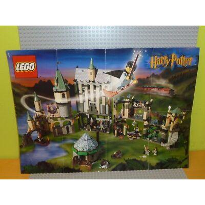 LEGO® Poster Harry Potter 4163043 Sorcerer's Stone Zauberer Hogwarts B85