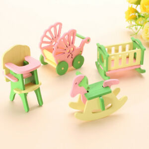 1-Set-Wooden-Baby-Nursery-Room-Furniture-Dolls-Miniature-Kid-Play-Role-Toys-Gift
