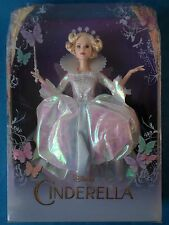 New - DISNEY - CINDERELLA - FAIRY GODMOTHER - Mattel Doll BNIB 2014