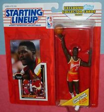 1993 DOMINIQUE WILKINS final Atlanta Hawks - low s/h - Starting Lineup 2 cards !