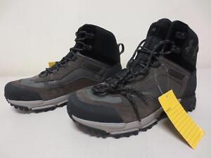 fc83cfaf67d Details about Under Armour Defiance Mid Men's Size 9 SMS Sample Hiking Boot  Shoe Black Brown