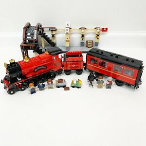 Prof Remus Lupin LEGO Harry Potter  DUAL FACE Minifigure Hogwarts Express 75955