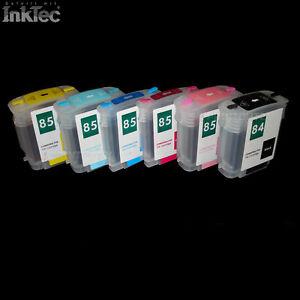 Prudent Mini Ciss 84 85 C9425 C9427 C9424 C9428 C9429 Black Yellow Magenta Cyan-afficher Le Titre D'origine