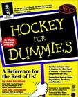 Hockey for Dummies by John Steinbreder and John Davidson (1997, Paperback)