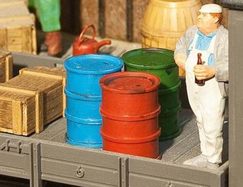 Pola Oil Barrels 2 /& Can Kit G Gauge PO333203