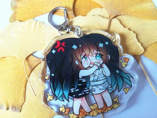 Anime Demon Slayer kimetsu no Yaiba Kamado tanjirou Acrylique Keychain cadeau N