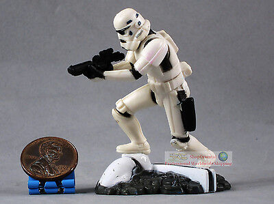 Hasbro Star Wars 1:32 Toy Soldier Action Figure Imperial Clone Stormtrooper S180