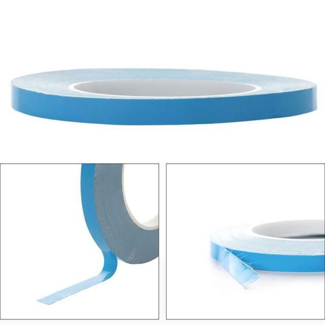 1Meter Long 2cm Wide Heatsink Double side Thermal Adhesive Tape for Heat Sink