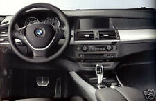 BMW Genuine E70 E70 LCI X5 2007-2013 Brushed Aluminum Interior Trim OEM NEW