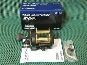 2 Speed 30A Shimano TLD